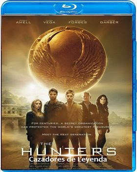 The Hunters 2013 Dual Audio BRRip 300mb