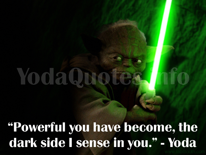 Star Wars Quotes , Famous Yoda Quotes | Best Yoda Quotes ...
