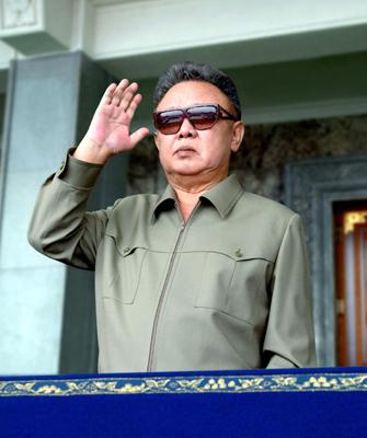 Фото СИНЬХУА/Укринформ: Ким Чен Ир