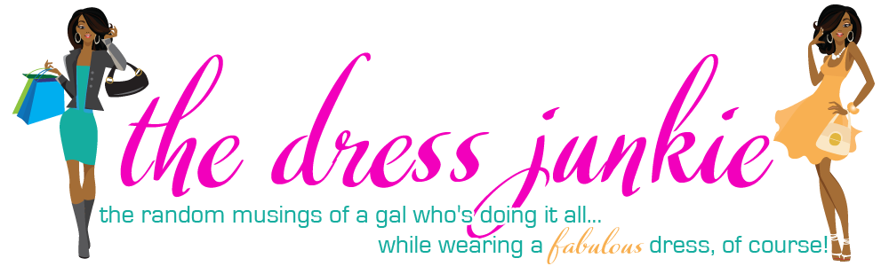 the dress junkie
