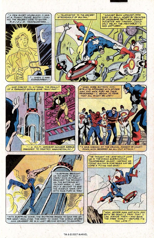 Captain America (1968) Issue #266 #181 - English 11