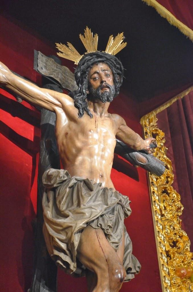 Stmo Cristo Conversión del Buen Ladrón