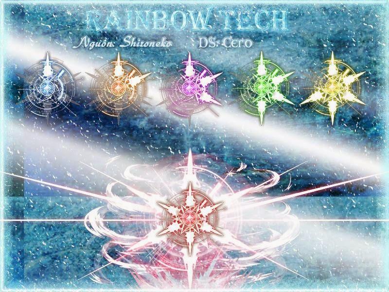 Killmark Rainbow