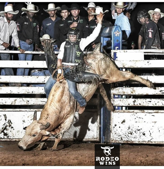 RODEO WINS