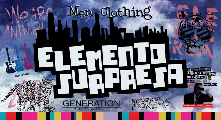 Elemento Surpresa Men Clothing