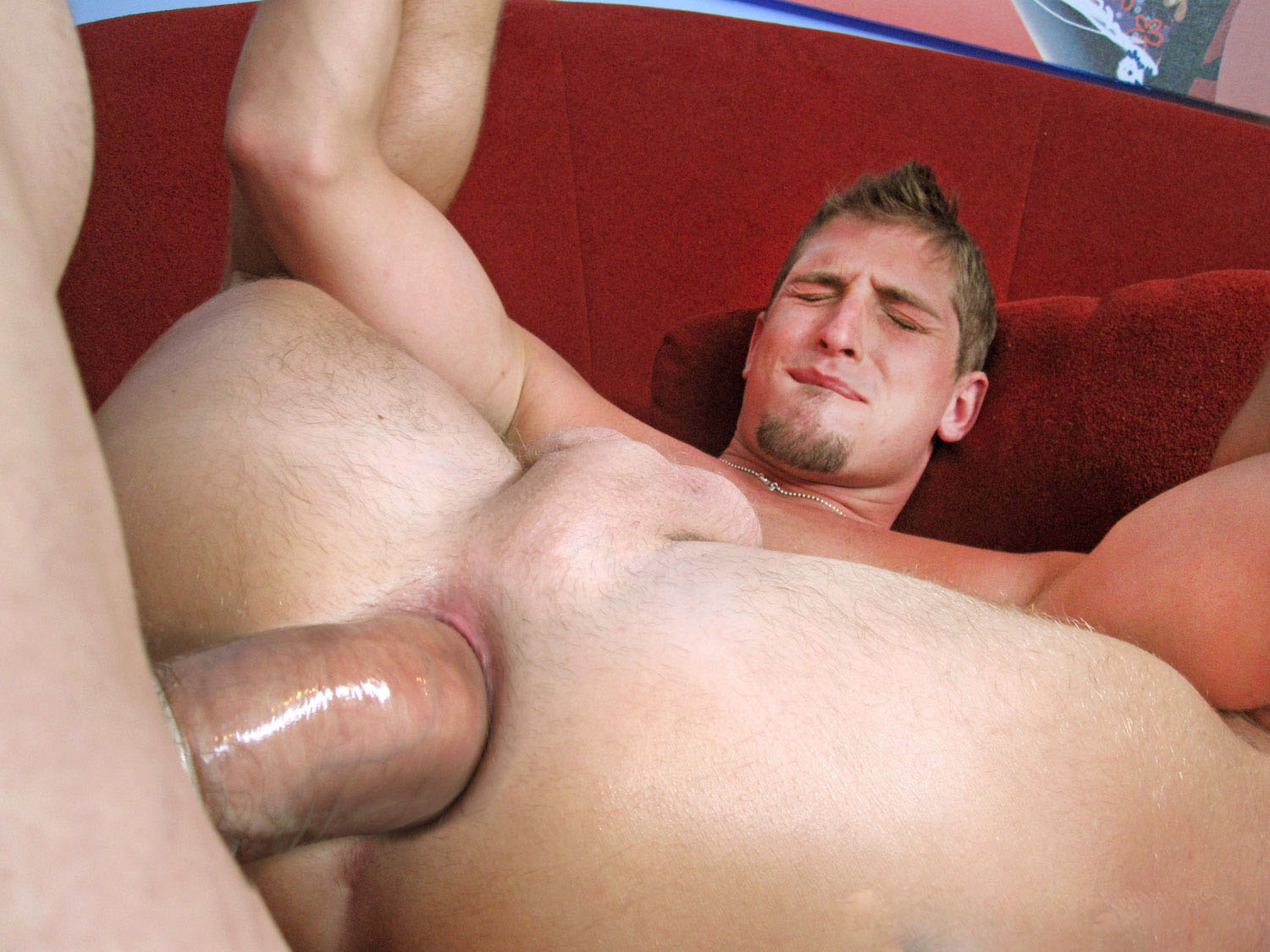 Joy of gay anal sex