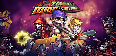 free download android full pro mediafire qvga tablet Zombie Diary: Survival APK v1.1.0 Mod Unlimited Money armv6 apps themes games application
