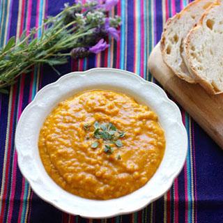 pumpkin quinoa soup