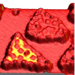 Tunneling Microscopy of Organic Molecules