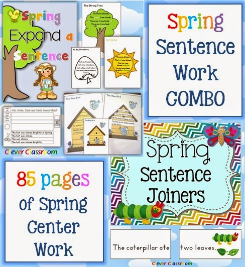 Constructing sentences in spring is easy-peasy