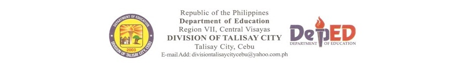 Division of Talisay City Cebu