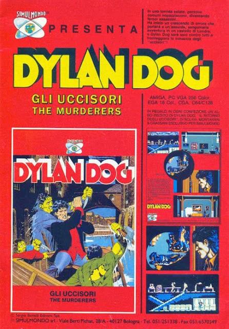 Dime web made in bonelli 4a parte i videogiochi - Dylan dog attraverso lo specchio ...