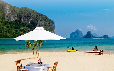 El Nido Beach in Palawan, Philippines