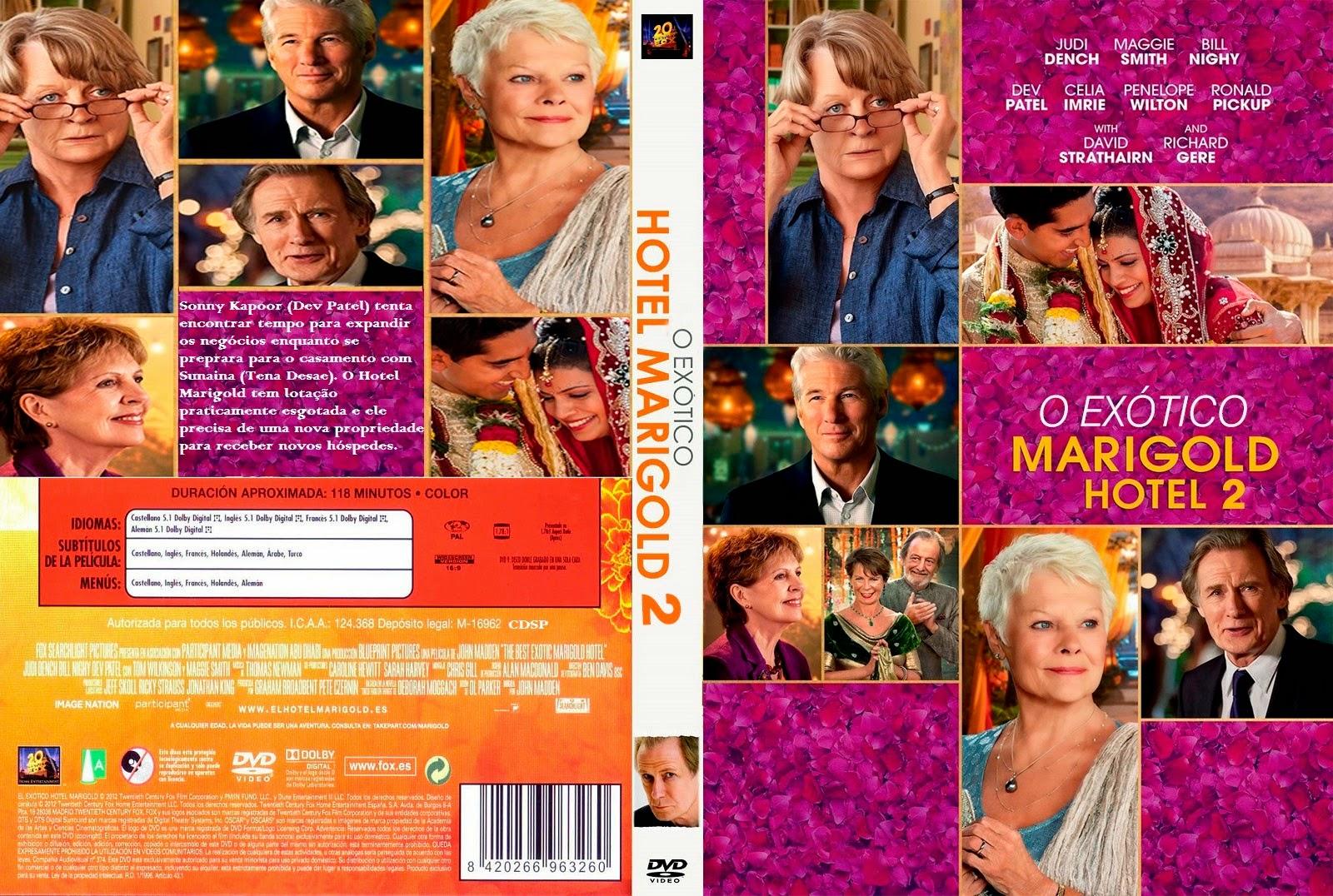 O Exótico Hotel Marigold 2 BDRip XviD Dual Áudio O 2BEXOTICO 2BHOTEL 2BMARIGOLD 2B2