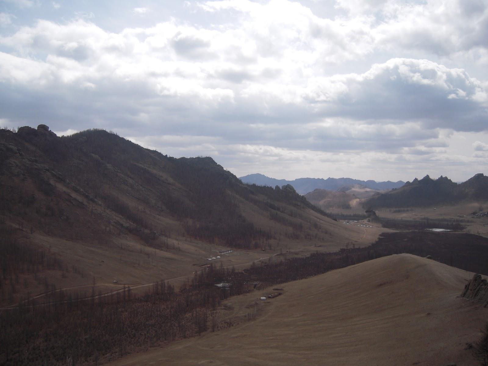 Gorkhi Terelj National Park, Mongolia