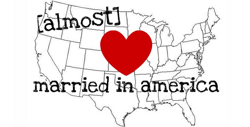 [almost] married in america