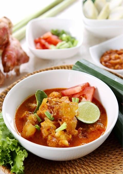Lontong Kikil Sonokembang Catering