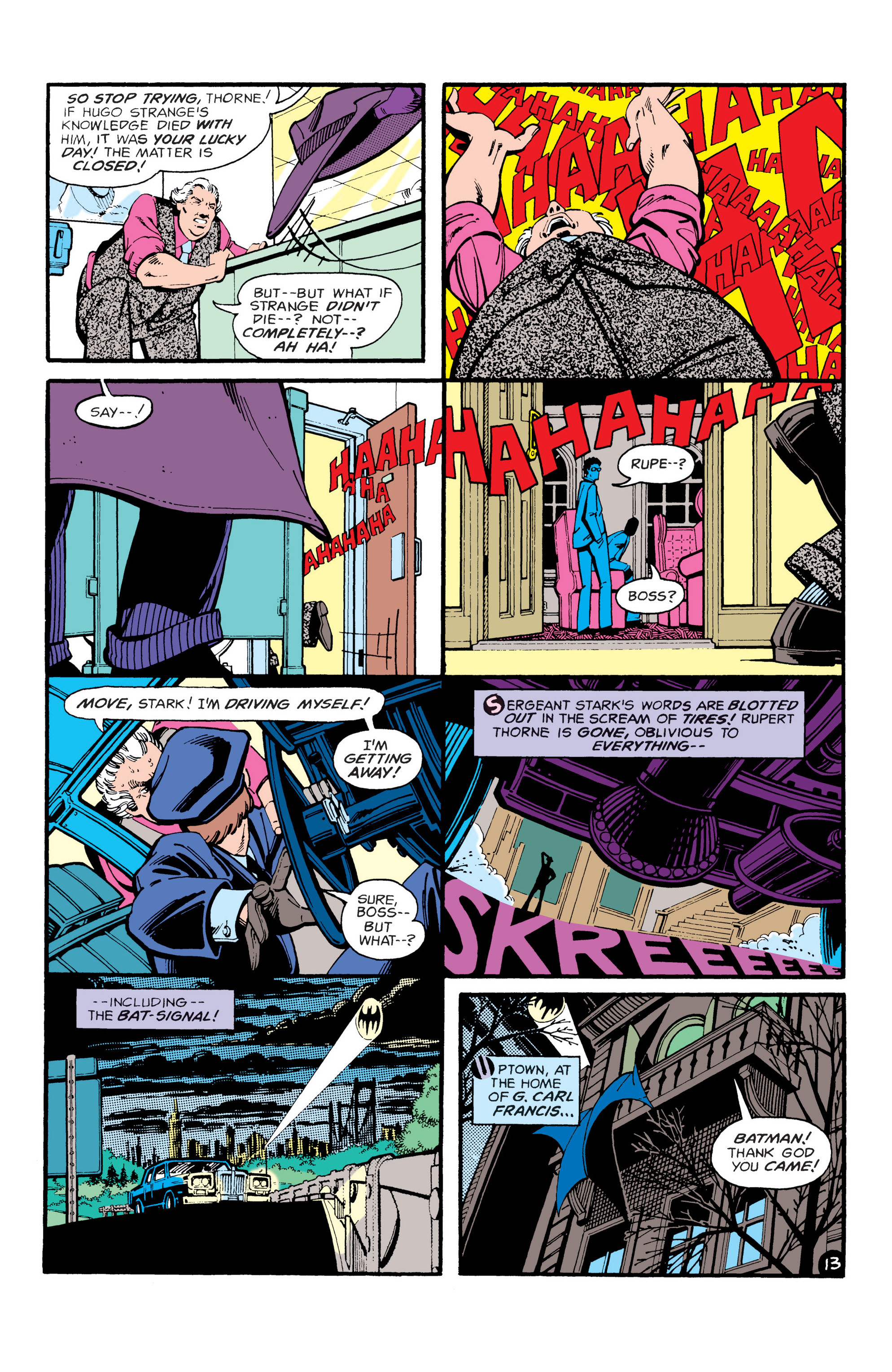Detective Comics (1937) Issue #475 Page 14