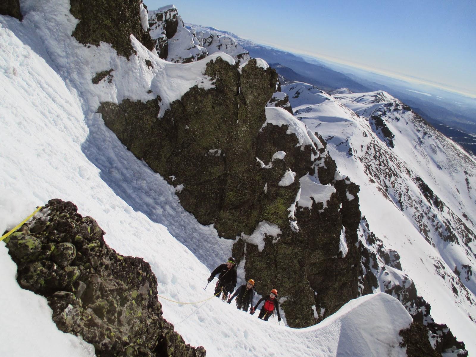 Curavacas,corredor Y:Montaña Palentina