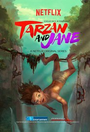Tarzan y Jane Temporada 1 audio latino