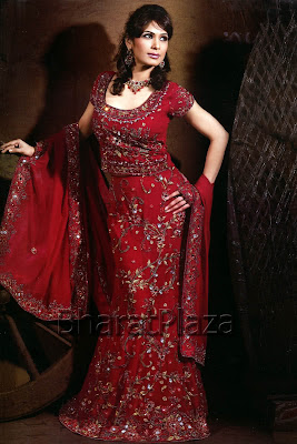 Asian bridal wear Dresses