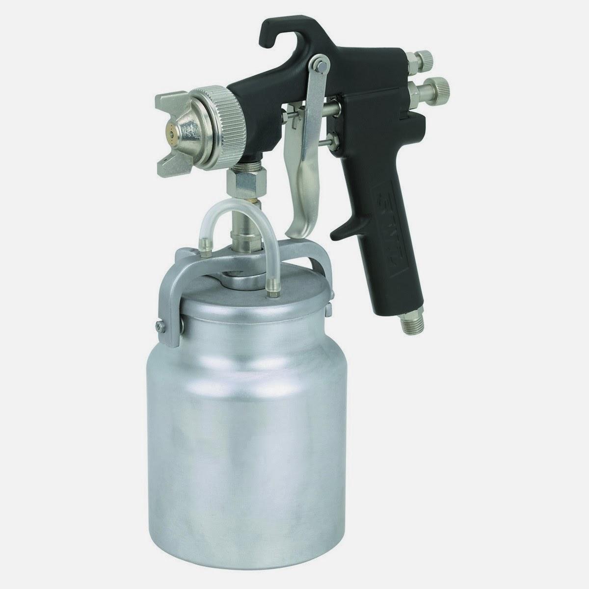spray gun. Black Bedroom Furniture Sets. Home Design Ideas