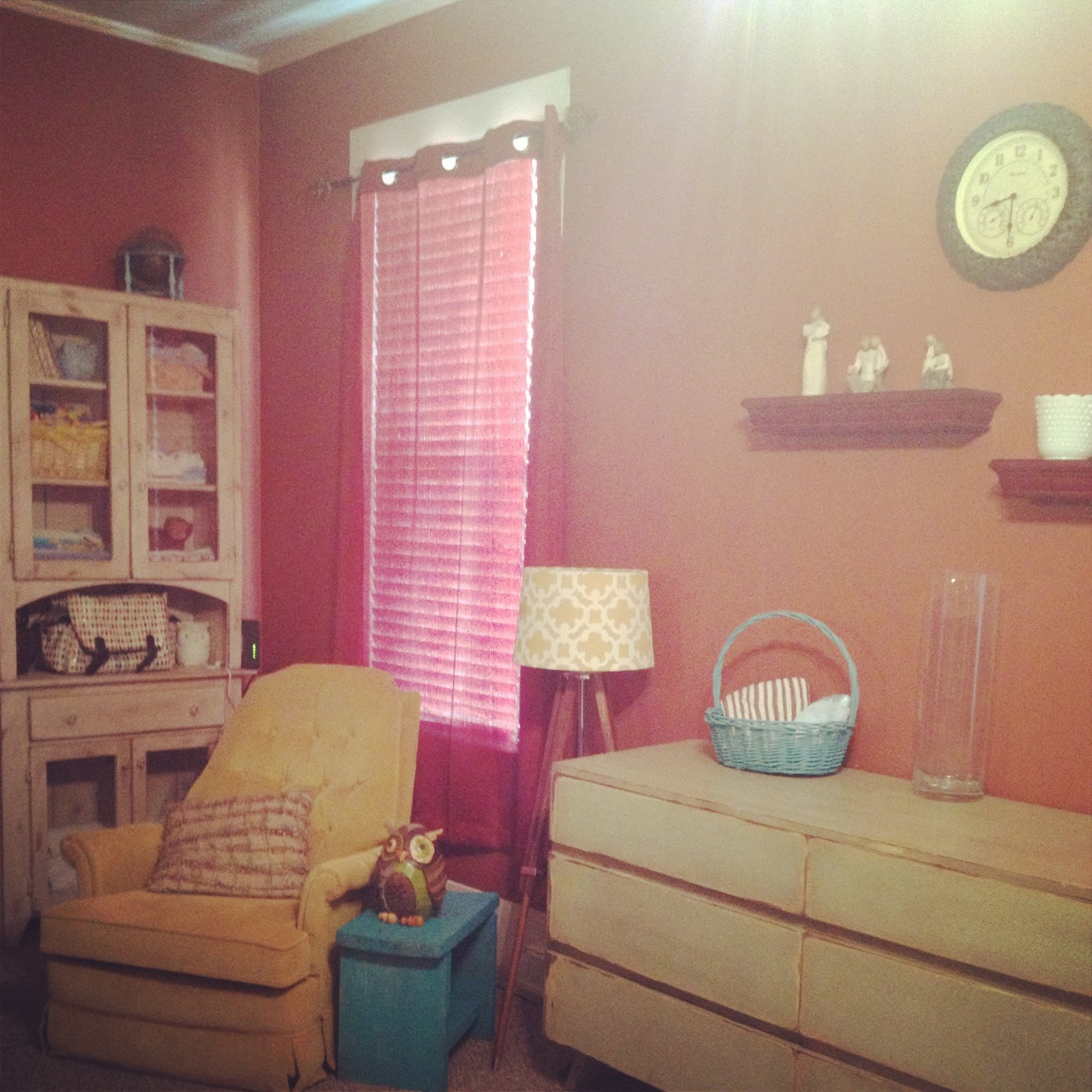 Thrifty Amp Nifty Modern Day Momma From Dining Room To Nursery
