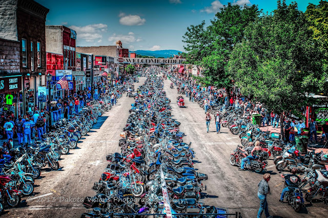 History and Memories of Sturgis Motorcycle Rally 2013
