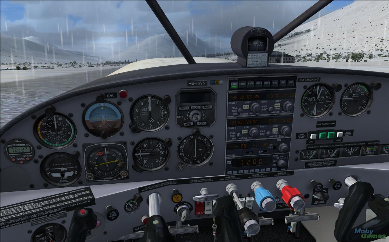 скачать microsoft flight simulator x deluxe edition