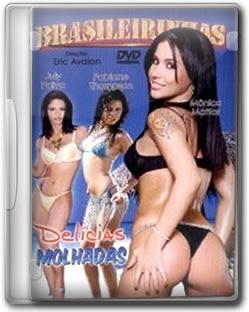 Brasileirinhas   Delícias Molhadas DVDRip XViD e RMVB
