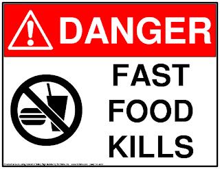 makanan tidak sehat bagi penderita keputihan