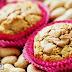 Receita de Muffin Integral de Amendoim