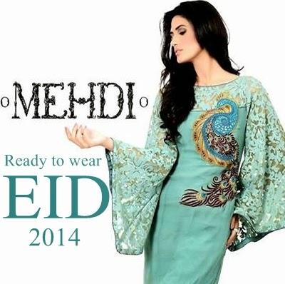 Mehdi Pret Eid Collection 2014