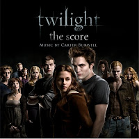 CD Twilight The Score - Trilha Sonora Instrumental de Crepúsculo