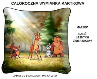dzień leśnych zwierzaków