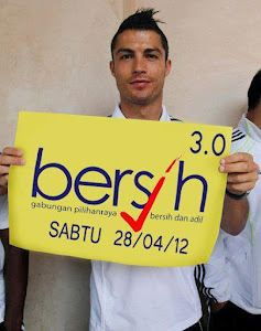 BERSIH 3.0 DUDUK BANTAH!