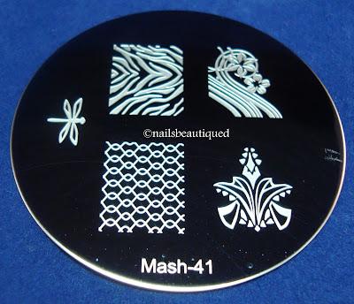 Mash Stamping Plates