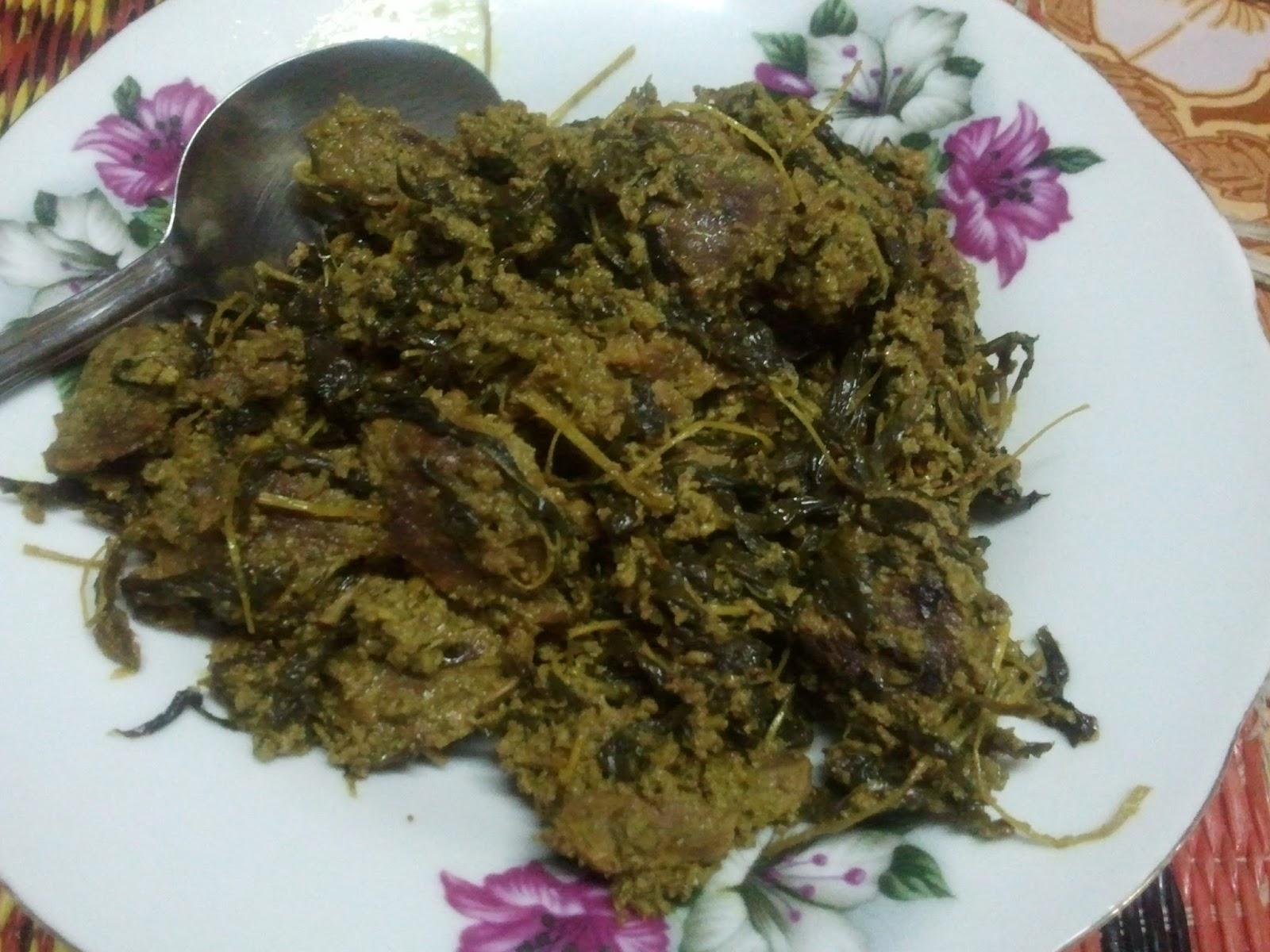 Glorious Beef Rendang Recipe — Dishmaps
