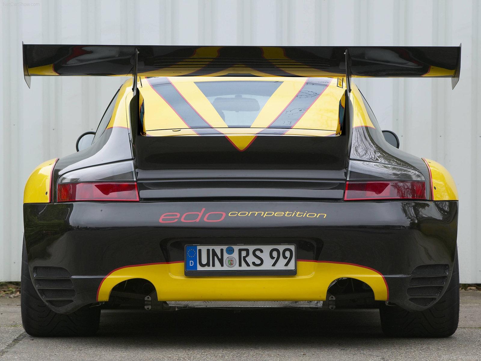 Hình ảnh siêu xe Edo Porsche 996 GT2 RS 2005 & nội ngoại thất