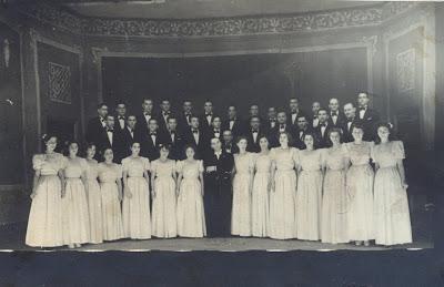 Orfeón Burgalés. 1952. Dir.: Angel Juan Quesada.