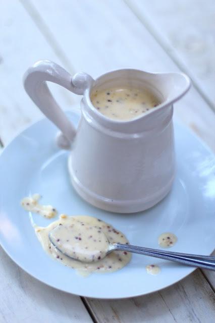 Mustard Cream Sauce
