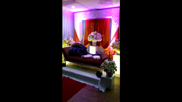Pelamin Issyaz Wedding 19 April 2014