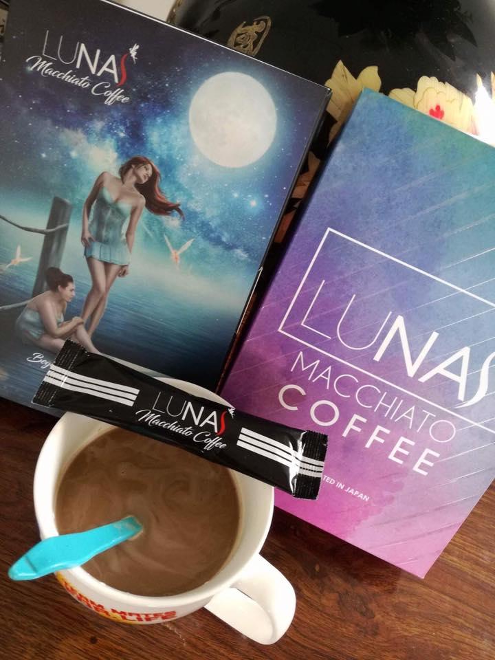 LUNA S Macchiato Coffee