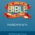 Game Show sobre a Bíblia Sagrada