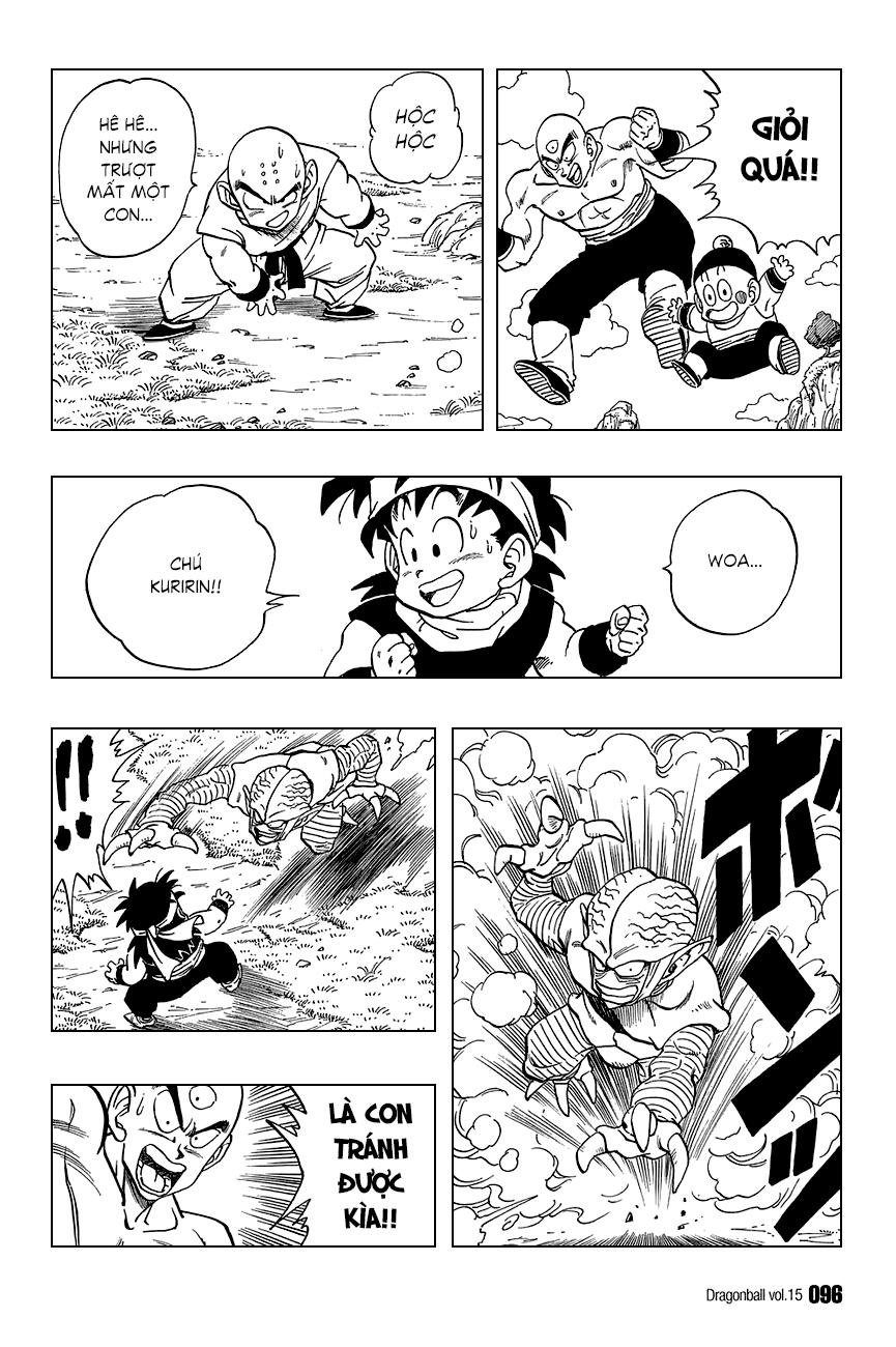 xem truyen moi - Dragon Ball - 7 Viên Ngọc Rồng - Chapter 216