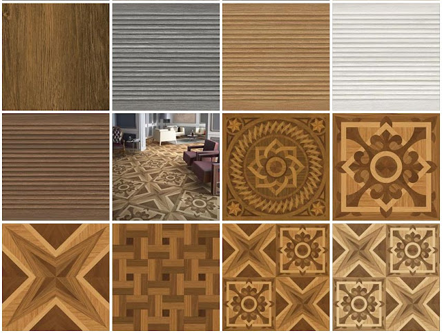 Lowes wood tiles