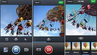 fitur video Instagram