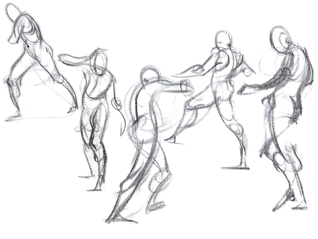 Blogil( » Life drawing tutorial)