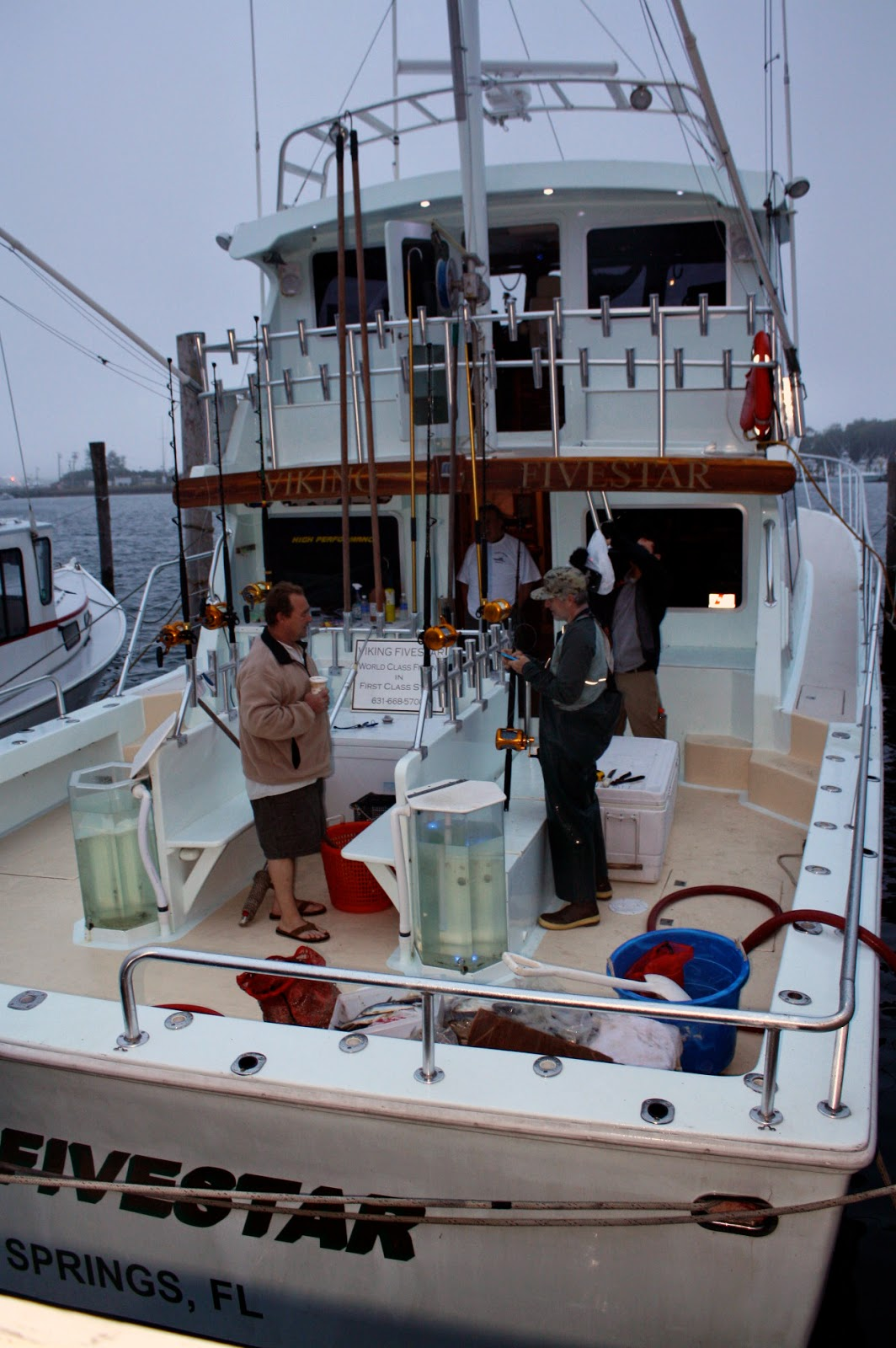 Viking fivestar fishing report june 2014 for Viking fishing report montauk