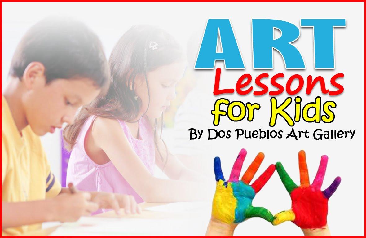 Summer art lessons for kids